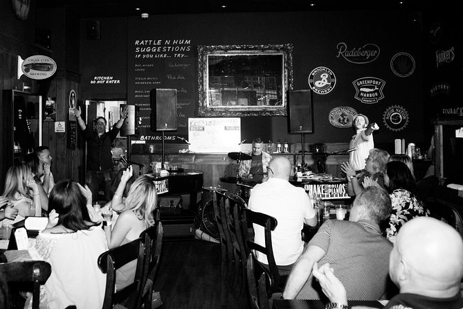 Skip the Line: Shake, Rattle and Roll Dueling Pianos Show Ticket