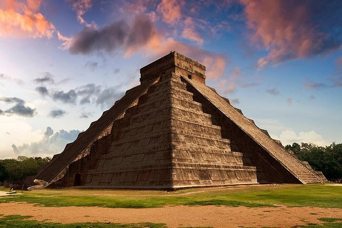 Chichén Itzá Tour Plus Valladolid Tour & Cenote Swim Experience in a Full Day
