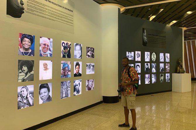 Inside The Museum of Black Civilizations