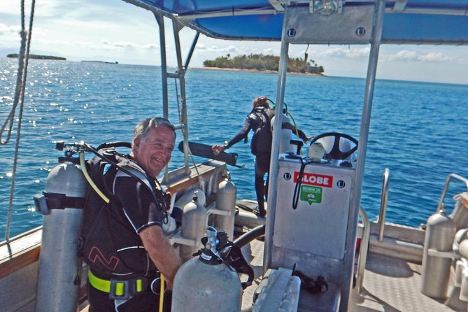 Scuba Diving trips for certified divers