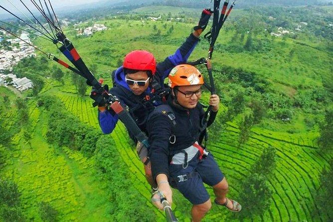 Paragliding Tour Bogor ( Start From Jakarta )