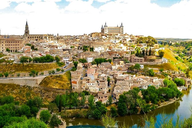 Toledo and Segovia full day