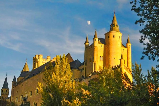 Segovia and Alcazar half day tour