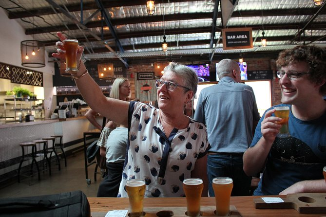 Marrickville Brewery Tour photo 10