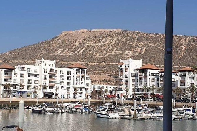 From agadir port : private city tour half day photo 1