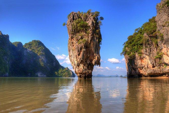 Day Trip James Bond Island Phang Nag & Khai Island Luxury Speed Boat From Phuket