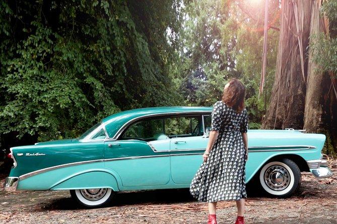 '56 Chevrolet 6-Hour Dandenong Ranges Classic Car Private Tour (4 person)