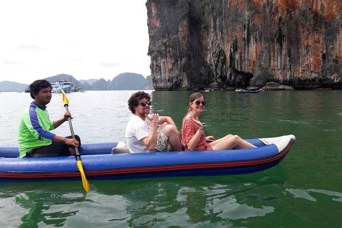 Best Seller:James Bond Island,Phang Nga Day Tour By SpeedBoat From Phuket