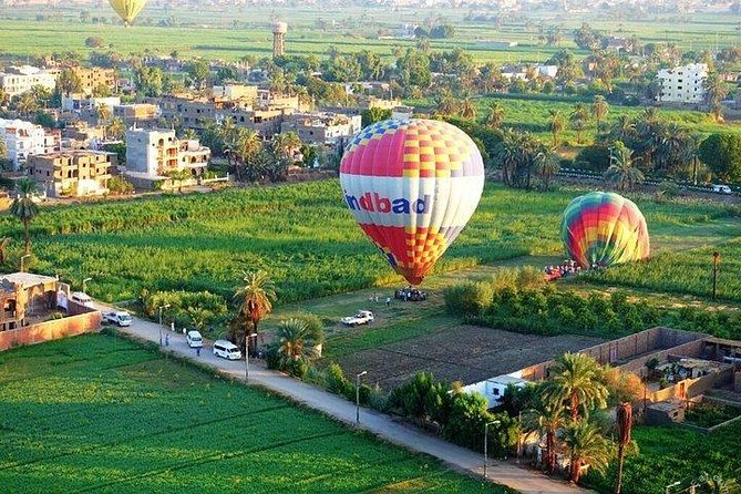 3 Nights Nile cruise Aswan&Luxor,tours& Hot air Balloon,Abu simbel From Aswan photo 17