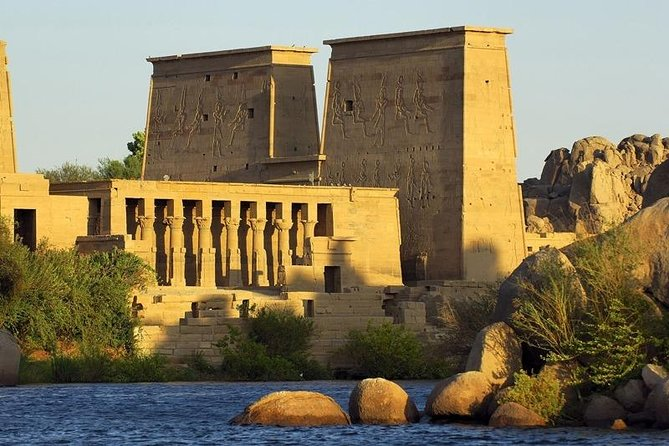 3 Nights Nile cruise Aswan&Luxor,tours& Hot air Balloon,Abu simbel From Aswan photo 11