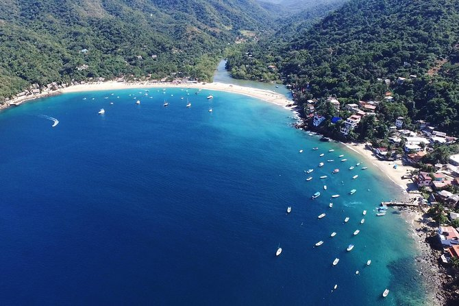 Yelapa and Majahuitas Snorkeling in Puerto Vallarta Cruise All Inclusive
