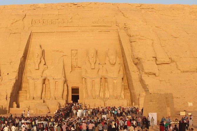 3 Nights Nile cruise Aswan&Luxor,tours& Hot air Balloon,Abu simbel From Aswan photo 4