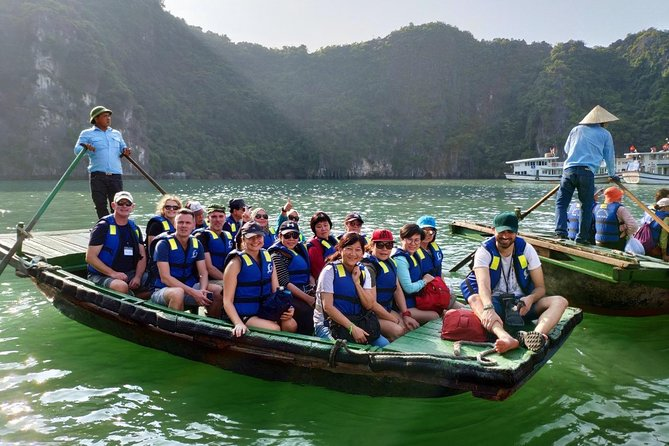 Halong Bay Day Tour included Kayaking...