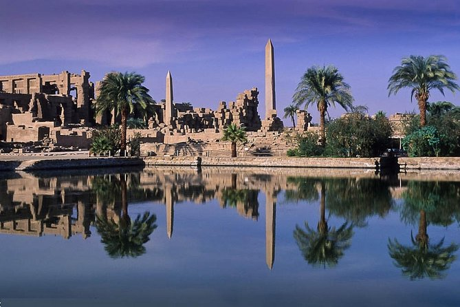 Amazing Day Tour To Luxor From Cairo By Plane,Tours,Sailing Felucca&Camel Ride