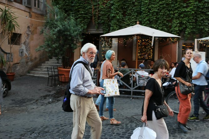 Skip the Line Vatican Tour with Local Trastevere Food Tour Combo photo 12