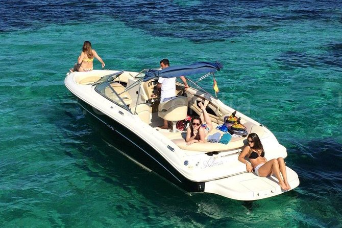 Speed Boat and Water Sports Ibiza to Formentera