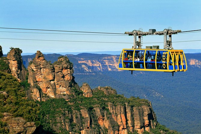 Blue Mountains Day trip SMALL groups and Wildlife Park with River Cruise