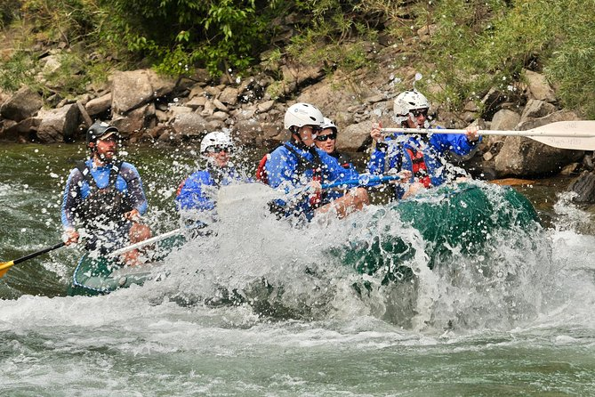Challenge with White-Water Rafting and Visit Peaceful Countryside in Da Lat