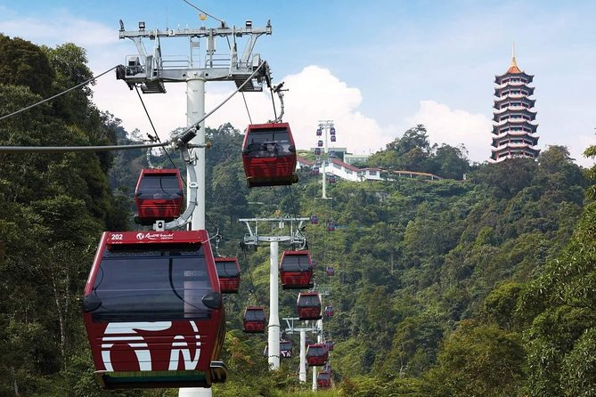 Batu Caves And Genting Highland Tour Include 2-way Cable Car Tickets & Lunch