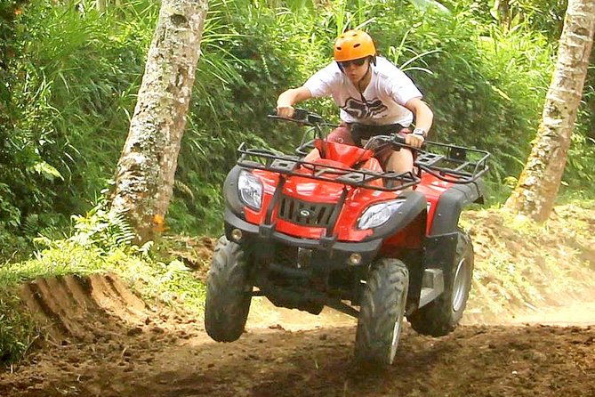 Bali Quad Bike Adventure - Ubud Best ATV Ride Activity