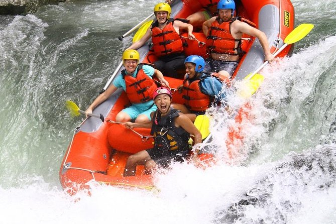Whitewater Rafting 5 KM + ATV 30 minutes