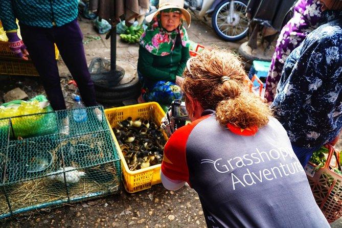Ho Chi Minh City walking and pedicab experience - hidden Saigon tour