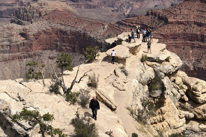 Private Grand Canyon South Rim Day Tour