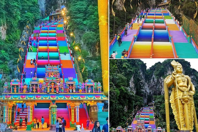 Putrajaya And Batu Caves Full-day Cruise Excursion Tour From Port Klang