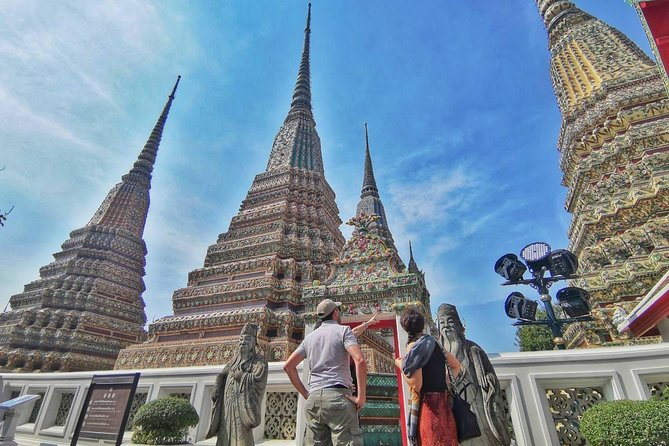 Bangkok by Day: Temples, Markets, Boats and Tuk Tuks