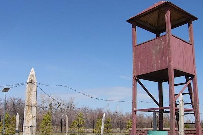 Former Soviet Forced Labor Camp Tour, Inclusive of Entry Fees & Hotel Pickup
