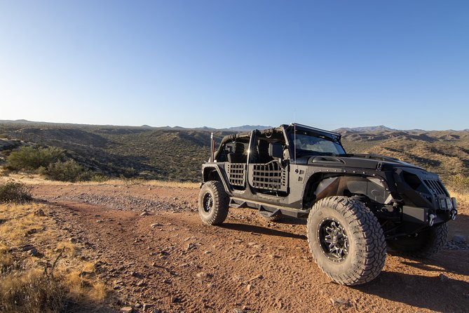 Sonoran Desert Jeep Tour - Morning or Afternoon