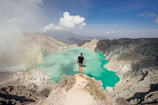 Canggu Crater Ijen Jagir Waterfall Tour