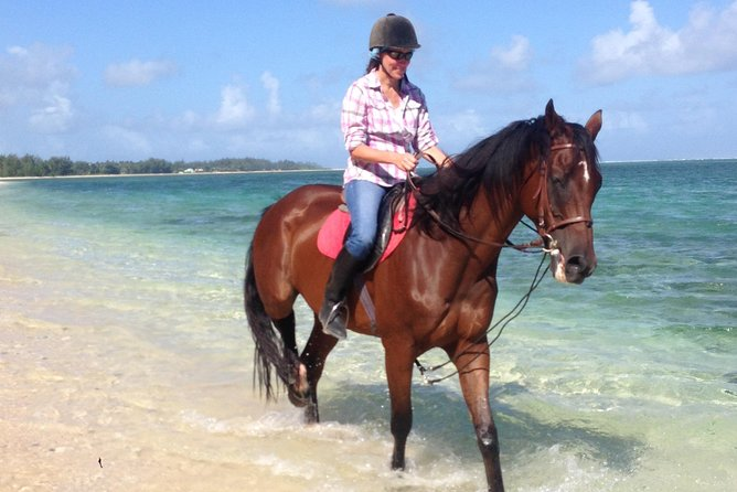 Mauritius Horse Riding at Riambel photo 3