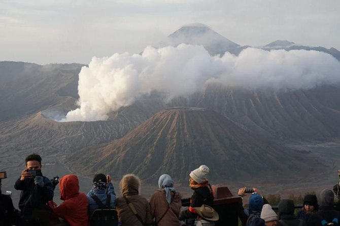 MOUNT BROMO SUNRISE TREKKING ( Open Trip )