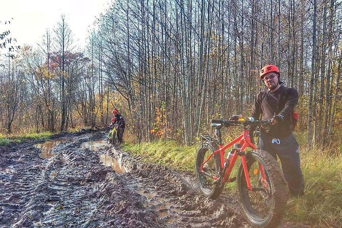 All-terrain Fatbiking Tour