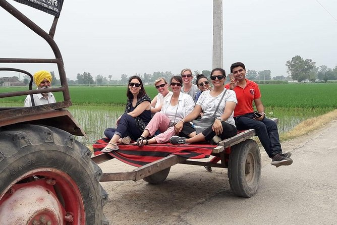 Real Village Tour Amritsar