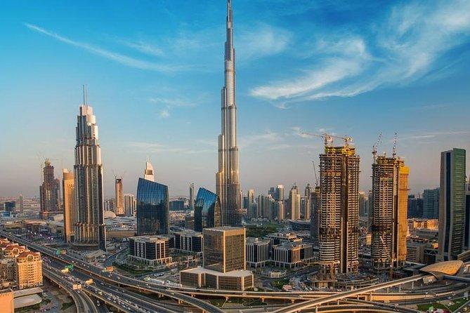Burj Khalifa Non-Peak 124th Floor Ticket with Hotel Pick Up