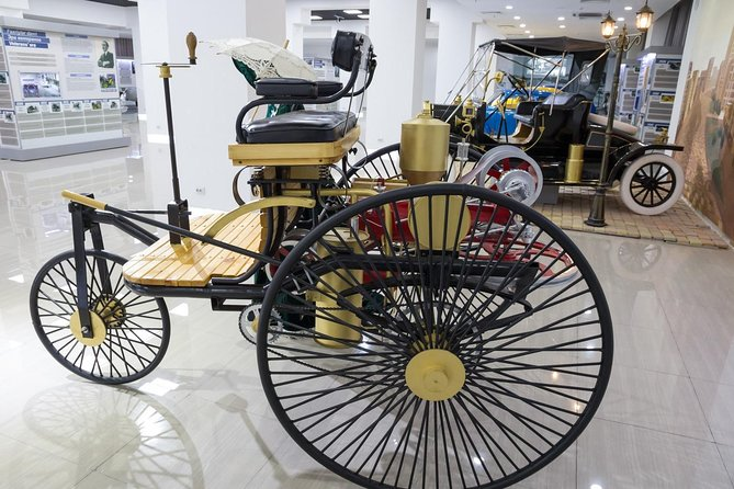 Skip the Line: Admission Ticket to Polytechnical Museum in Tashkent