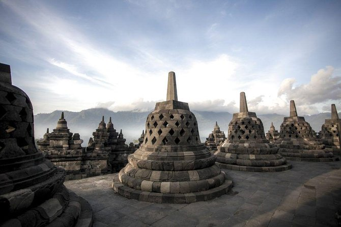 4Days - Yogyakarta Java Overland (Borobudur-Prambanan-Tumpaksewu-Bromo-Ijen)