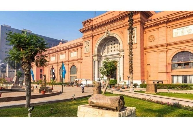 Day Tour in Cairo, Egyptian Museum, Old Cairo and the Kan Bazaar