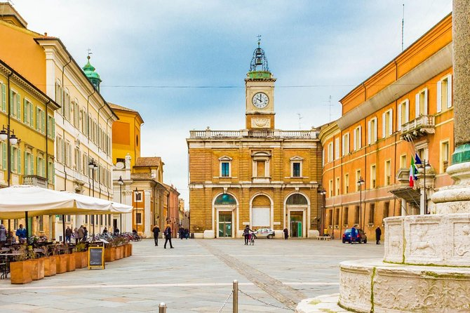 Day Trip from Bologna to Ravenna