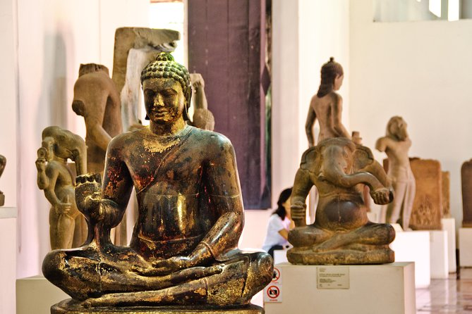 Half Day Angkor National Museum Tour