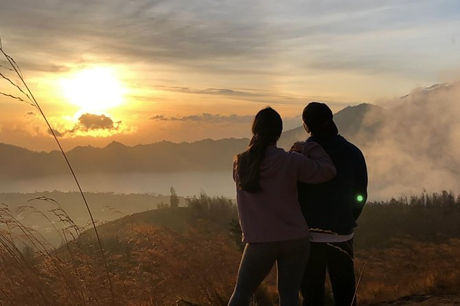 Mount Batur Sunrise Trekking and Natural Hot Spring Pool