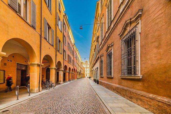 Day Trip from Bolzano to Modena