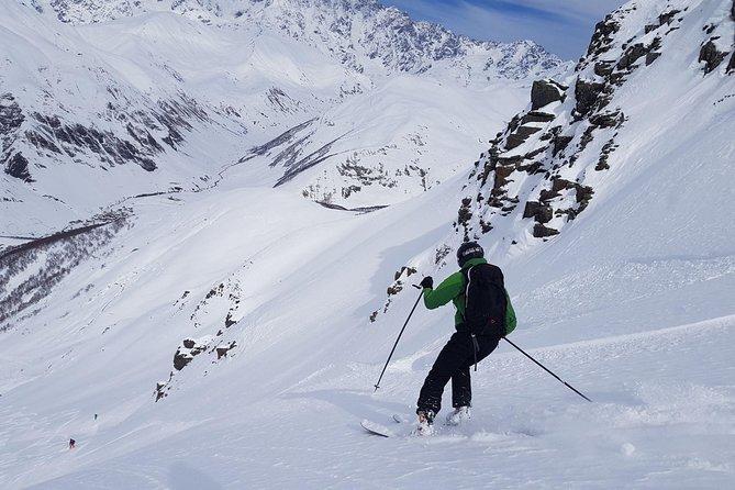 Winter Skiing Tour to Svaneti Resort (ALL INCLUSIVE)