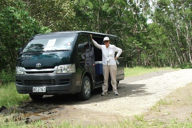 Private Tour: Half day Port Moresby City Sights