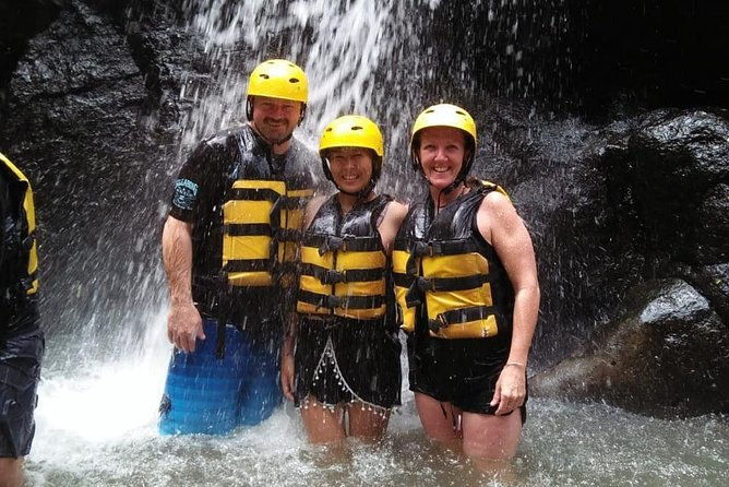 White water rafting and ubud tour