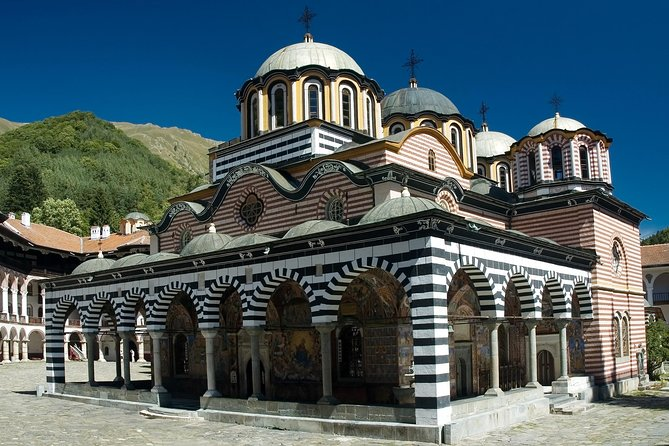Day Trip to Rila Monastery and Wine Tasting