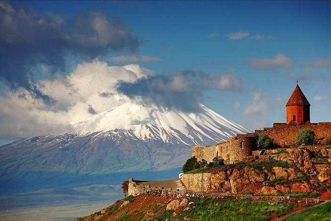One-day trip to Khor Virap-Noravank-Areni Cave