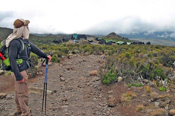 6 Days Kilimanjaro Climbing Via Marangu Route